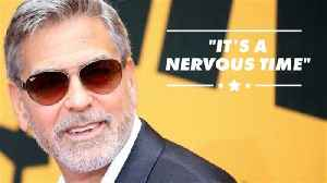 George Clooney is optimistic about the elections [Video]