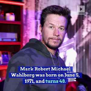 Happy Birthday, Mark Wahlberg! [Video]