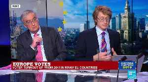 EU election night 2019 on France 24 part 3 [Video]