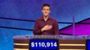 James Holzhauer's 'Jeopardy' Run Ends After 32 Games   THR News [Video]