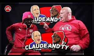 Do Arsenal Fans Have A Right To Mock Tottenham For Losing To Liverpool? | Claude & Ty Show [Video]