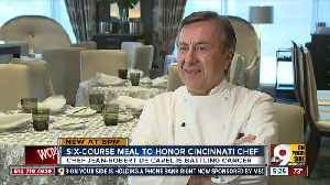 Six-course meal to honor local chef's cancer battle [Video]
