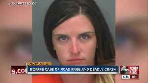 Pinellas County woman arrested for deadly DUI crash [Video]