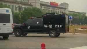 News video: Security tight on 30th anniversary of Tiananmen crackdown