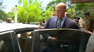 Australia's home minister visits bombed Sri Lankan Church [Video]