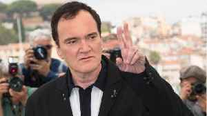 Quentin Tarantino Developing Django, Zorro Crossover Movie [Video]