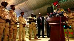 Sudan's military calls for snap elections within nine months [Video]
