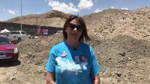 Angel Mom speaks with Epoch Times about wall in New Mexico [Video]