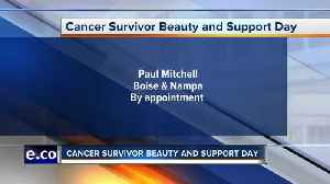 Cancer Survivor and Support Day at Paul Mitchell schools Tuesday [Video]