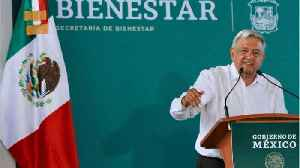 Mexican president thinks deal with the U.S. will happen this week [Video]