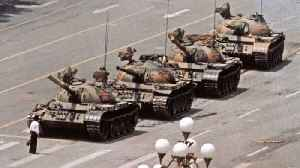 'Tank Man' Photographer Reflects On Tiananmen Square Photo [Video]