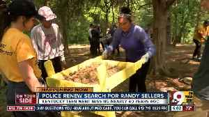 Police renew search for Randy Sellers, who vanished 40 years ago [Video]