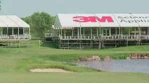 Golf Course Gets Redesign Ahead Of 3M Open [Video]