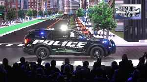 In hot pursuit of the police business- 2020 Ford Interceptor [Video]