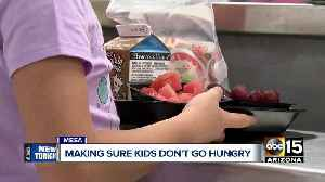 Making sure Valley kids don't go hungry [Video]