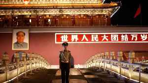News video: China rises but 30 years after Tiananmen crackdown remains taboo