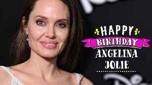 Remember these iconic Angelina Jolie movie roles? [Video]