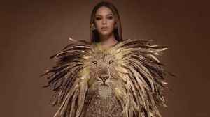 Beyonce wars 'Lion King' themed dress to her mother's gala [Video]