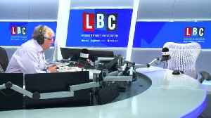 Nick Ferrari Rows With The Creator Of The Trump Toilet Robot [Video]