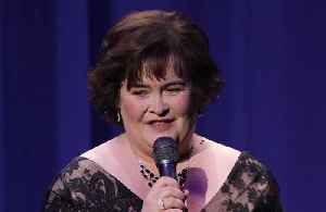 Susan Boyle announces first UK tour in six years [Video]