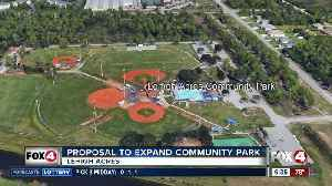Lee County considers expanding park in Lehigh Acres [Video]