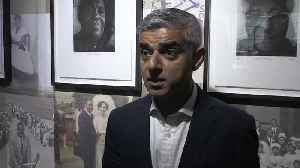 London Mayor Sadiq Khan defends Jeremy Corbyn's boycott of Donald Trump [Video]