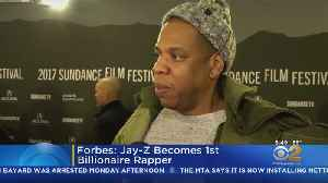 Forbes: Jay-Z Becomes First Billionaire Rapper [Video]