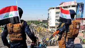Iran-US tension: Iraq's Sunnis want more say in talks [Video]
