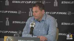 Bruins Bruce Cassidy Has Nothing But Good Things To Say About Stanley Cup Officiating [Video]