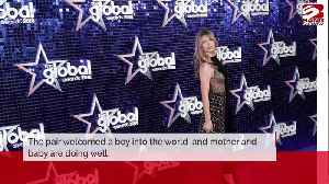 Abbey Clancy and Peter Crouch welcome fourth baby [Video]