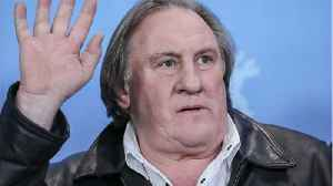 Investigation Into Depardieu Dropped [Video]