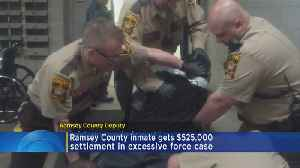 Former Ramsey County Inmate Receives Over $500,000 In Assault Settlement [Video]