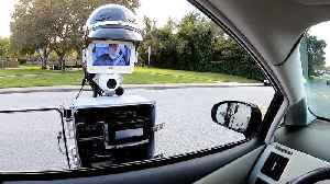 This robot could write you a ticket for speeding — Strictly Robots [Video]