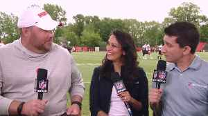 Cleveland Browns head coach Freddie Kitchens on Browns running back Duke Johnson: I expect him to be a Brown this season [Video]