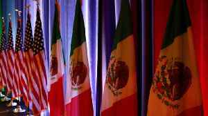 Representatives From U.S. & Mexico Meet To Discuss Proposed Tariffs [Video]