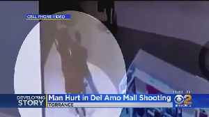 New Video Shows Moments Before Man Is Shot At Del Amo Mall [Video]