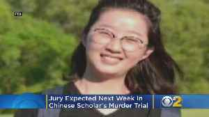Jury Expected Next Week In Chinese Scholar's Slaying Trial [Video]