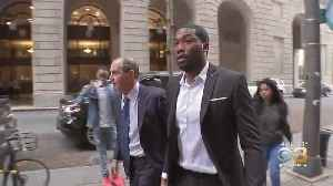 Rapper Meek Mill Has Been Granted New Hearing [Video]