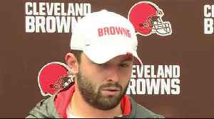 Cleveland Browns quarterback Baker Mayfield on running back Duke Johnson's trade request: 'You're either on this train or you're [Video]