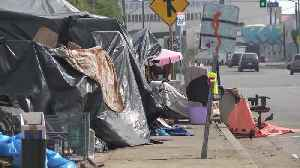 Number of Homeless People Jumps 12% Across L.A. County to Nearly 59,000 [Video]