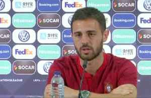 England final would be special, says Portugal's Bernardo Silva [Video]