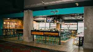 Wigle Whiskey opens new bar, restaurant at Pittsburgh airport [Video]