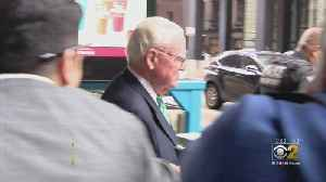 Burke Pleads Not Guilty To Federal Corruption Charges [Video]