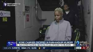 Murder charges dropped for daughter in panhandling killer ruse [Video]