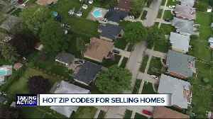 Looking to buy or sell a home? Here are the real estate hot zip codes across metro Detroit [Video]