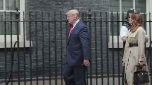 Donald Trump UK state visit: Day two round-up [Video]