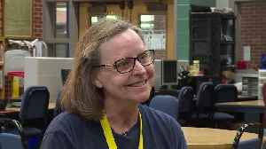 Iowa Special Education Teacher Shares The Secret to Her Long-Time Success [Video]