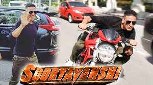 Akshay Kumar Action SCENE From Sooryavanshi LEAKED | On Location | Rohit Shetty [Video]