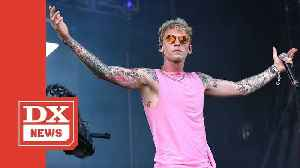 Machine Gun Kelly Taunts Detroit Audience With Eminem Diss [Video]