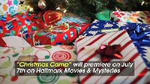 Warm Up For the Holidays! Hallmark to Debut Two New Christmas Movies in July [Video]